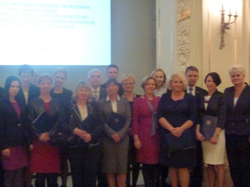 Laureaci nagrody grupowej